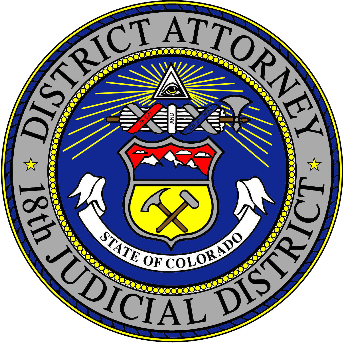 Office of the District Attorney Eighteenth Judicial District